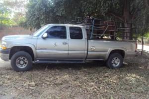 camioneta GM Silverado