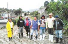 Garantiza Sapat el suministro de agua en Tlaxiaco