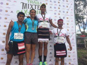 Tlaxiaco, Putla y Huajuapan conquistan podium en el Trail de la Mixteca Oaxaqueña