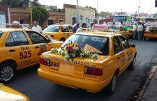 Día del taxista oaxaqueño