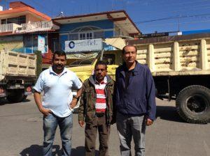 Responsabilizan a Moreno Alcántara de empeorar problemas de transporte