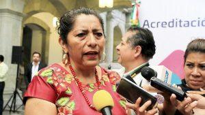 Murat pide a Presidenta de Juchitán, transparentar recursos que ha invertido en reconstrucción por sismos