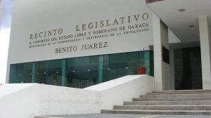 TEEO reconfigura Congreso del Estado, para la LXIV Legislatura