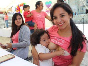 Imprescindible la lactancia materna para una vida sana: SSO