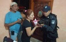 Rescatan a bebé sustraída en Tuxtepec