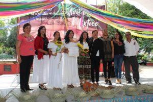 Confluyen sabores, música y cultura durante Festival del Pozole Mixteco