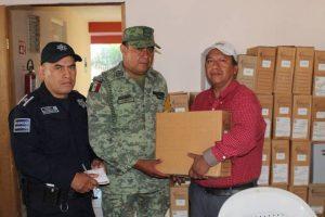 Ayuntamiento realizó traslado del Archivo Municipal a su Sede Oficial