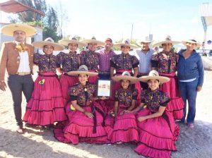 Logran Escaramuzas de Pinotepa su quinto campeonato estatal