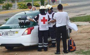 Nació en un taxi por falta de ambulancias del IMSS
