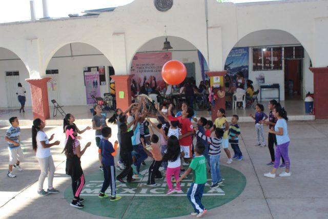 Ayuntamiento promueve activación física con programa Iniciación Deportiva para Futuros Campeones