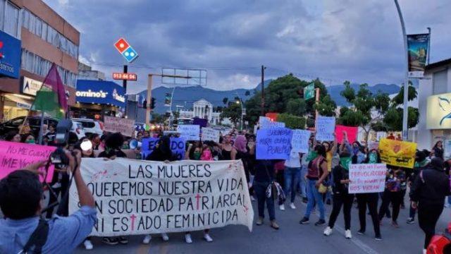 'No vamos a parar', reviran feministas ante criminalización de protestas