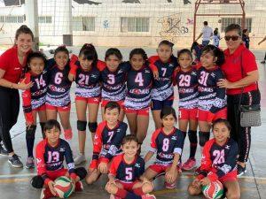 Será Huajuapan, sede de la Copa Infantil de Voleibol
