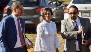 Rosario Robles a prisión preventiva por omitir desvío de recursos