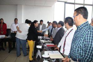 Patricia Trujano y Omar Acevedo, agradecieron a la Presidenta Juanita Cruz y al Ayuntamiento por coadyuvar con la proyección de la música clásica