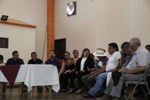 Atiende ayuntamiento planteamientos de organizaciones sociales