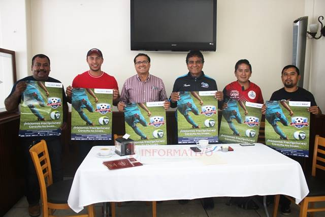 Será Huajuapan sede de la fase estatal de la Copa Telmex