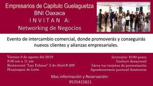 Harán intercambio comercial empresarios en Huajuapan