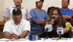 Diputado y dirigente de Morena, pactan con el PRI para repartirse San Dionisio del Mar: candidata y activistas