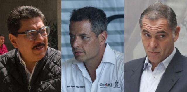 Murat culpa a Ruiz y a Cué de 40 mil mdp de deuda; él sanará las finanzas, dice