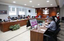 Aprueba @IEEPCO proyecto de prerrogativas de partidos políticos para 2020