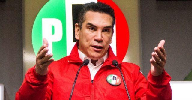 """FGR investiga a Alejandro Moreno por presunto enriquecimiento ilícito; """"no permitiremos intimidación, ni persecución política"""": PRI"""