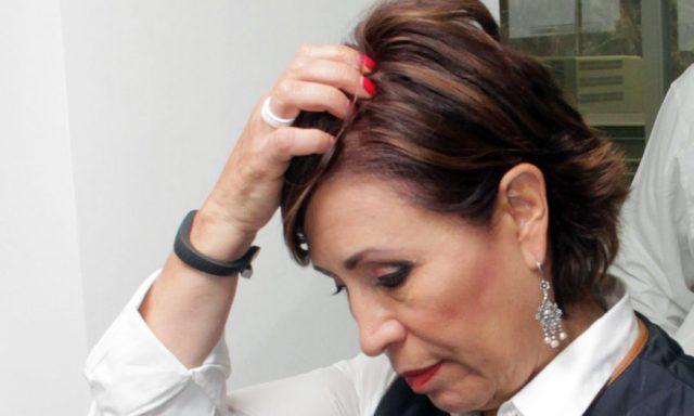 La SFP inhabilita a Rosario Robles por 10 años