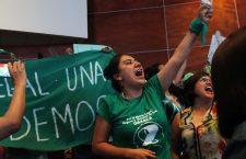 Tras despenalización exigen aborto seguro y gratuito en Oaxaca