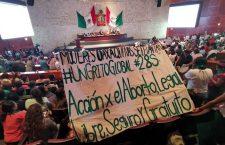 Despenalización del aborto entra en vigor en Oaxaca