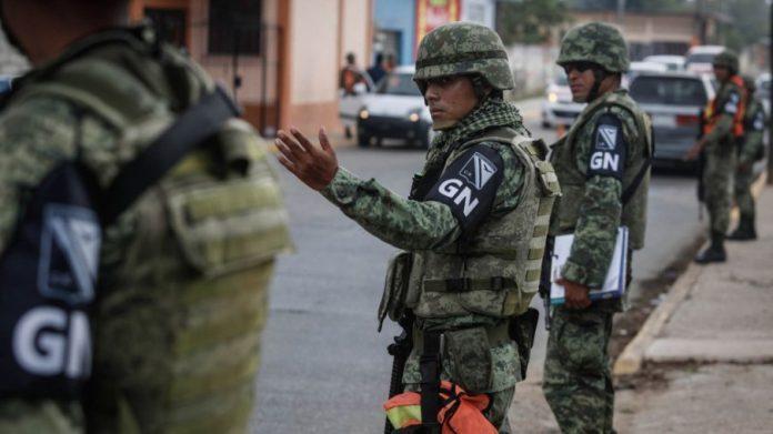 Solicita IEEPCO a Guardia Nacional en elecciones