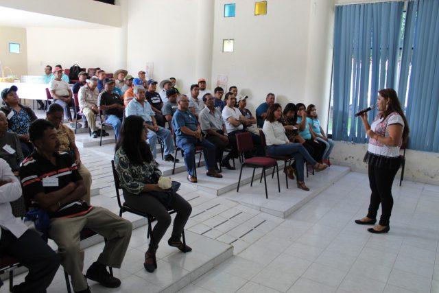 Personal de Servicios Municipales recibió capacitación en Desarrollo Humano