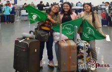 Las Oaxaqueñas Hannia y Diana representan a México en Colombia con tema del aborto