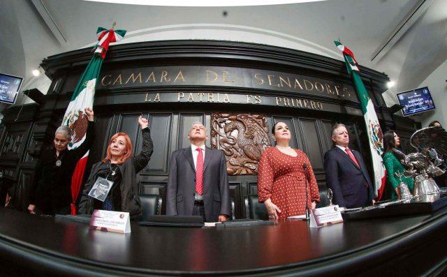 Rosario Ibarra devuelve Medalla Belisario Domínguez hasta que haya verdad y justicia en desapariciones