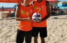 Destaca oaxaqueño en Tour Mexicano de Voleibol de Playa