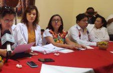 Médicos ligados a iglesia, buscan revertir despenalización del aborto en Oaxaca, presentan amparo y objeción de conciencia