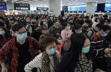 El virus avanza. Sólo en China, 50 millones en cuarentena. Caen las bolsas del mundo, pierde el peso…