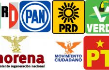 164.2 millones de pesos recibirán partidos políticos en Oaxaca en 2020
