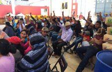 Mujer mixteca denuncia violencia política con encubrimiento del IEEPCO