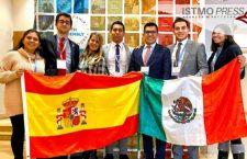Joven Zapoteca representó a México en la asamblea de la juventud de la ONU en Nueva York