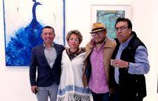 Expone artista mixteco, 'Naturaleza de los sueños'