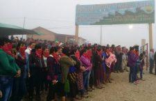 """Mujeres zapatistas se unen al paro del 9 de marzo. """"No necesitamos permiso para luchar por la vida"""""""