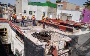 Constructora aprovecha #9M para demoler casa sin permisos