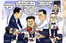 #COLUMNA de María de los Ángeles Nivón/@Gelosnivon    Salcedo y Del Pozo ¿falsearon información sobre captura de Juan Antonio V.C.?… Dejaron en ridículo al Gobierno de Oaxaca