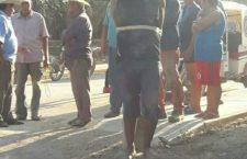 Linchan a presunto ladrón en Juchitán