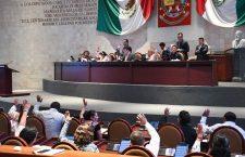 Congresistas de MORENA en Oaxaca van por desaparición del IAIPO