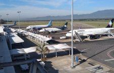Retoman vuelos locales y nacionales en el Aeropuerto de Oaxaca