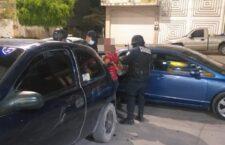 A la cárcel por intentar agredir con un arma blanca en Santa Teresa, Huajuapan