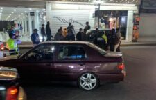 Resulta lesionado un motociclista tras choque en Huajuapan