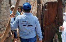 """Propone Luis de León """"Programa municipal de vivienda"""" para Huajuapan"""