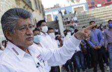 Neri, originario de Zautla, sin credencial de elector en Oaxaca de Juárez