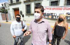 Colectivo de víctimas políticos demandan al Estado justicia y reparación de daños
